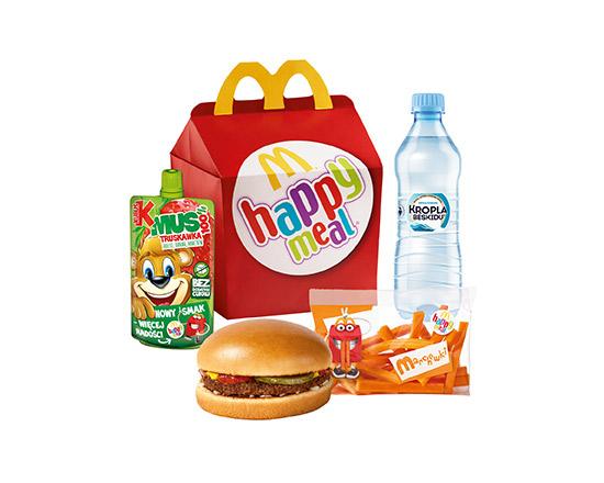Hamburger Happy Meal®