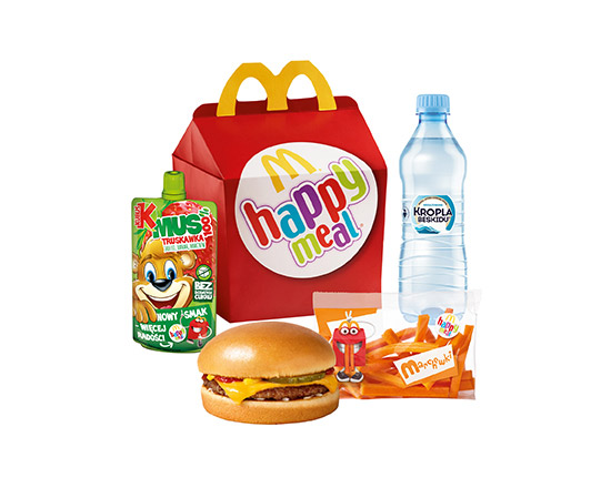 Cheeseburger Happy Meal®