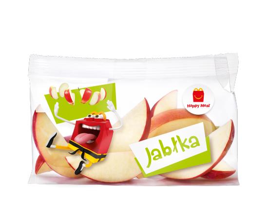 Zdrowa Przekąska Jabłko