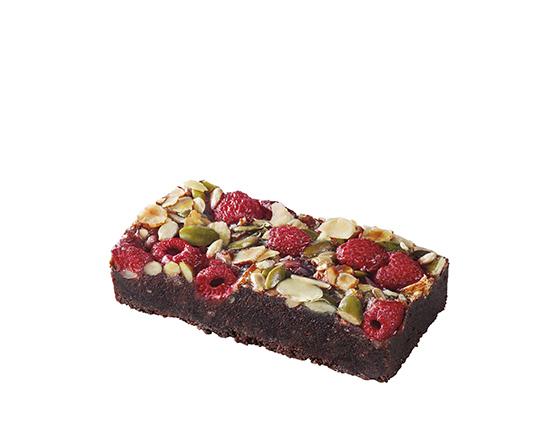 Malina brownie