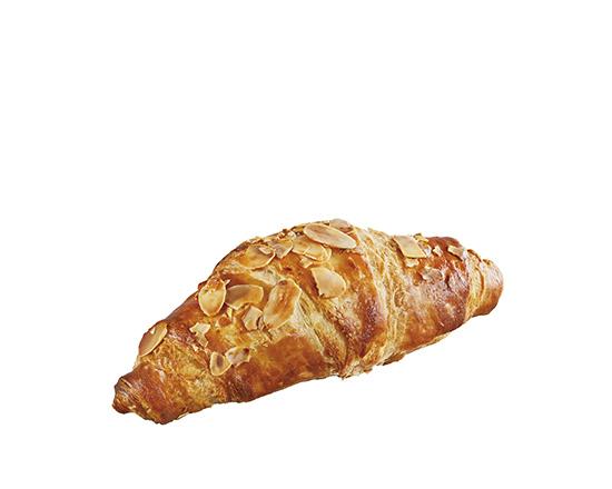 Croissant z nadzieniem migdałowym